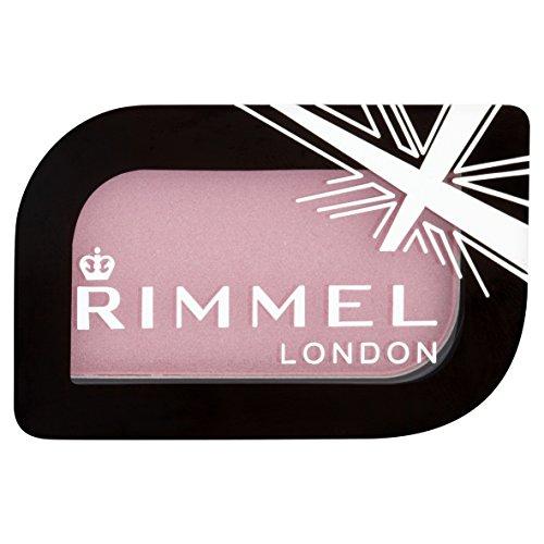 Rimmel - Magnif'Eyes - Ombre à paupières - Poser (Rose) - 3.5 g