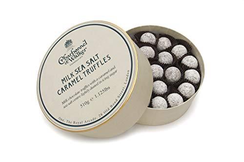 Charbonnel et Walker Sea Salt Milk Caramel Truffles (Large Double Layer), 565 g