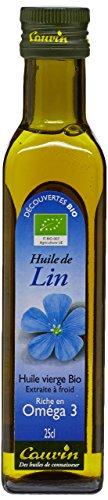 cauvin-huile-de-lin-bio-25-cl-lot-de-3