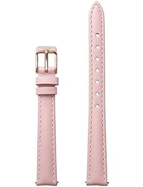 Cluse Damen Uhrenarmband La Vedette Leder Rosa CLS507