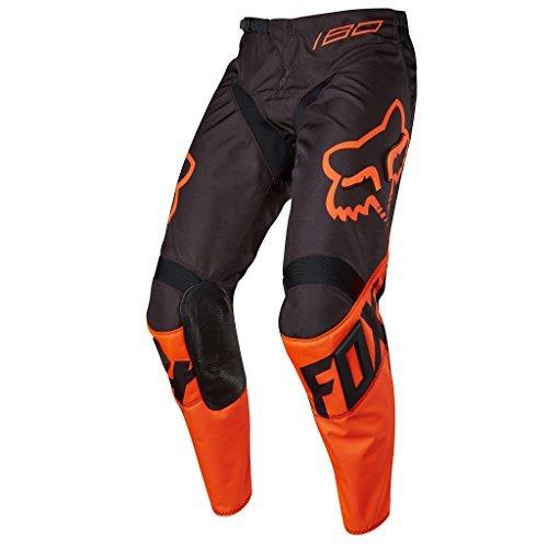 Fox 2017 Kinder Motocross/MTB Hose - 180 RACE - orange: Größe Hose: 22 US/111-122 cm