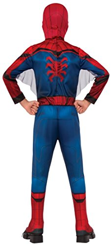 Imagen de spiderman  disfraz infantil classic, m rubie's spain 630730 m  alternativa