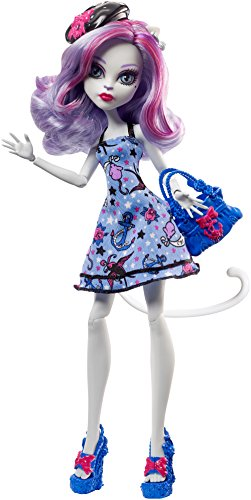 Monster High Mattel DTV83 - Gruselschiff Schiffsfreunde Puppe ()