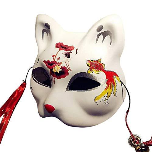Grey Fox Cosplay Kostüm - Forart Fuchs maske cosplay zubehör maske,