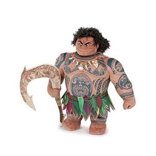 Peluche di MAUI dal film Disney 2016 OCEANIA Moana Vaiana 18cm