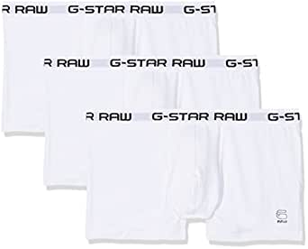 G-STAR RAW Boxer Homme (Lot DE 3)  Amazon.fr  Vêtements et accessoires 219ec0edb2ea
