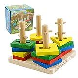 Sortier-, Stapel- & Steckspielzeug für Babys