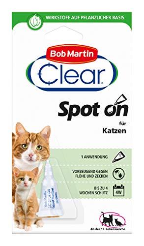 Bob Martin G0915 Spot on für Katzen 4 Wochen -