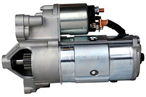 Preisvergleich Produktbild HELLA 8EA 012 528-291 Starter,  Zähnezahl 11,  Spannung: 12V,  Leistung: 2, 5kW