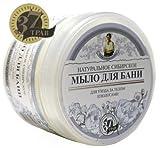 Seife für Sauna Weiss von Oma Agafja 500 ml Белое мыло для бани от Агафьи...