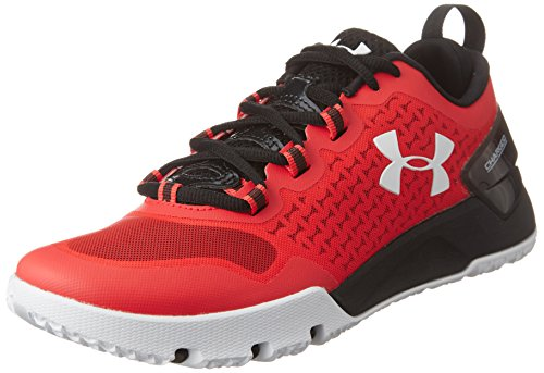 Under Armour Uomo Ua Charged Ultimate Tr Low scarpe sportive rosso Size: EU 44 (US 10)