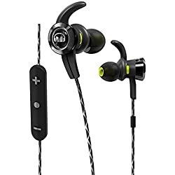 Monster iSport Victory Ecouteurs intra-Auriculaires sans fil Bluetooth Noir