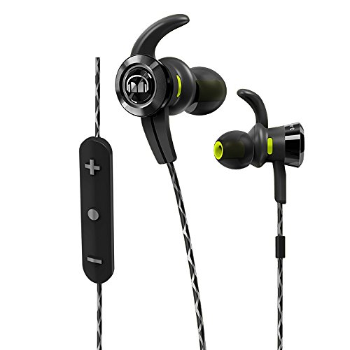 Wireless Kopfhörer Monster (Monster iSport Victory Bluetooth Wireless In-Ear Kopfhörer schwarz)
