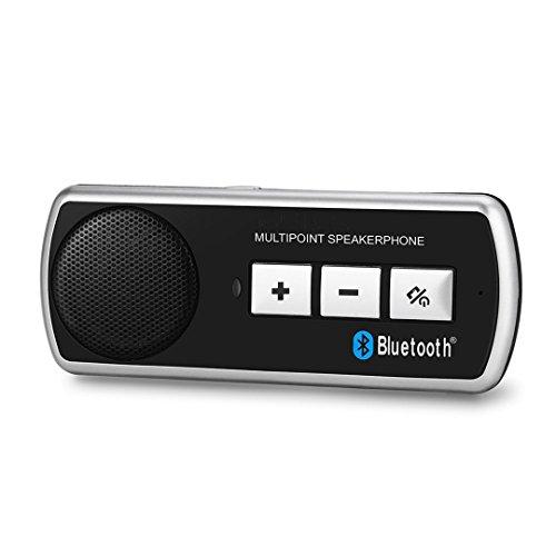 Auto KFZ Bluetooth Freisprecheinrichtung Freisprechanlage- für alle Bluetooth-fähige Handys