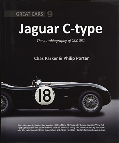 Aluminium-bänder (Jaguar C-Type: The Autobiography of XKC 051 (Great Cars, Band 9))