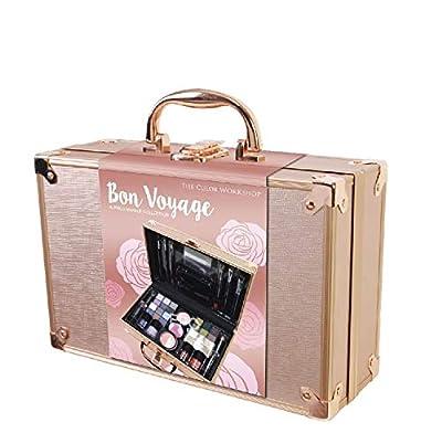 THE COLOR WORKSHOP rose gold bon voyage Coffret maquillage fards à paupières blush poudres vernis ral accessoires