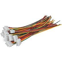 20piezas 4S JST-XH Conector Adaptador Plug con Cable para Batería de 4 celdas 14.8V