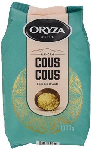Oryza Urkorn Couscous, lose, 2er Pack (2 x 1 kg)