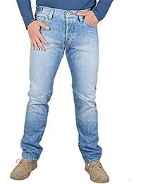 Freesoul jeans pour homme-bounty-bleu - 40/41