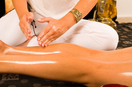 Jochen Schweizer Geschenkgutschein: Ayurveda Massage