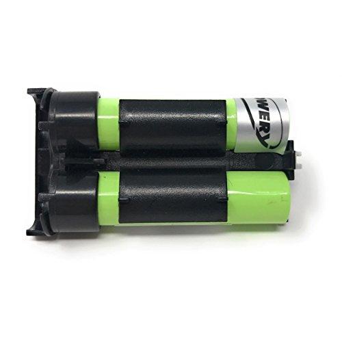 Akku für Fieberthermometer Braun ThermoScan Pro 4000, 2,4V, NiMH
