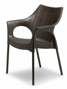 Scab Olimpia Chair Bronze