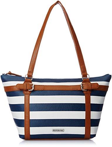 Peperone Women's Handbag (Brown) (PHBB858)