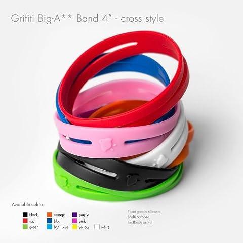 Grifiti Big-Ass Bands X Cross Style 20 Pack 4