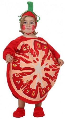 Für Tomaten Kostüme Erwachsene (Atosa–10427–Kostüm–Tomate für)