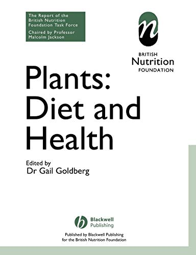 Plants: Diet and Health PDF Books