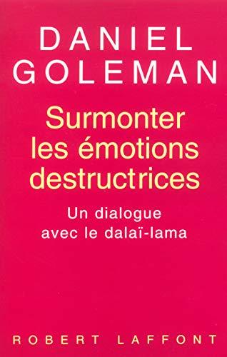 Surmonter les émotions destructrices : Un dialogue avec le Dalaï Lama par Daniel Goleman