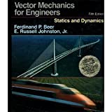 Vector Mechanics for Engineers: Statics and Dynamics/Book and Disk 5th (fifth) Edition by Beer, Ferdinand P., Johnston, E. Russell, Jr. published by Mcgraw-Hill College (1988)