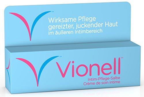 Newsbenessere.com 41LnVwCpvPL vionell INTIM–Unguento Cura–Igiene Intima bei der Donna, 1er Pack (1X 6pezzi)
