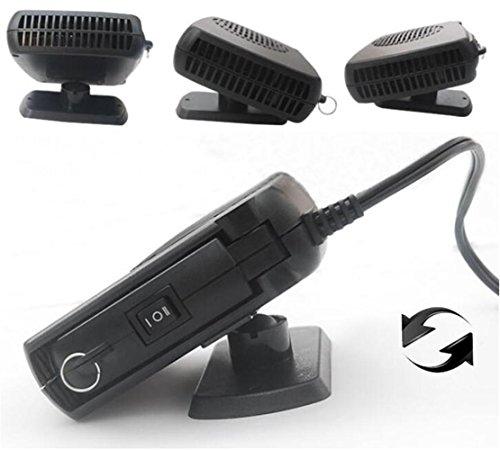 Preisvergleich Produktbild STEAM PANDA Auto-Heizung Portable Fast Heating schnell auftaut Defogger Ceramic Fahrzeug Auto-Lüfter Defroster Demister
