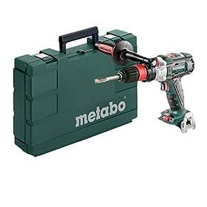 Metabo 603828660 Gewindebohrer GB 18 LTX BL Q I 18V M4-6; M8-12 Bürstenlos mit Werkzeug-Schnellwechsel-Funktion und…