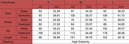 COSIVIA Damen Partykleid Spitze Top Ärmellos Bodycon Midi Kleid Abendkleid Schwarz