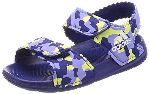 adidas Kinder Wassersandale AltaSwim g I Badesandale Wasserschuhe DA9603 Real Purple, Größe:EUR 21/UK 5K/12.5 cm;Farbe:Lilatöne