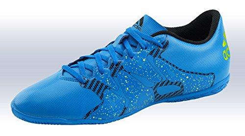 4 Adidas Sapatos Syello Homens Salão X Em 15 Chuteiras Solblu Sapatos S77886 Interior Futebol Cblack Salão qfxTfECwnr