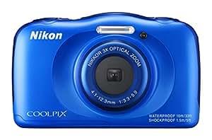 NIKON COOLPIX S33 + Sac à dos Bleu