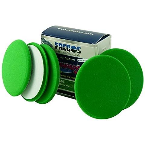 FACDOS Fresh-Pad Grün Mittel-Hart 150mm x 10mm, 5 St.  