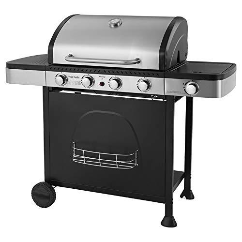 Happy Garden Barbecue au gaz Houston - 4 + 1 brûleurs...