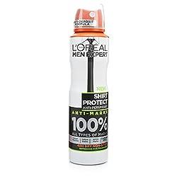 Loreal Paris Men Expert Shirt Protect Anti-Perspirant Deodorant 150ml