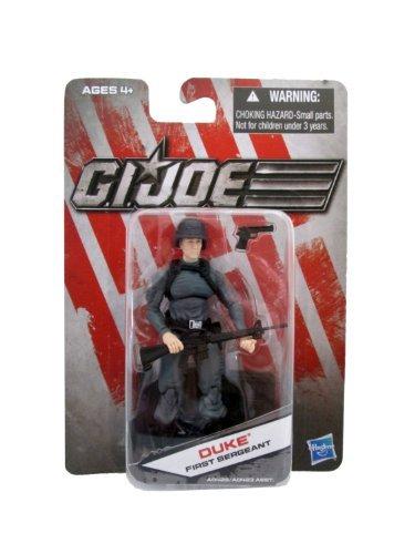 G.I. Joe Exclusive Action Figure, Duke First Sergeant, Gray Outfit by Hasbro (Joe-outfits Gi)