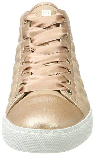 Högl 4-10 0360 1800, Sneaker a Collo Alto Donna Beige (Nude)