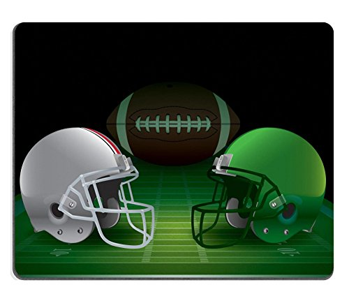 Msd Natural rubber Gaming Mousepad Image ID: 35057432 Field caschi e palla da football americano Vector EPS 10 disponibili EPS file contiene lucidi e gradiente in rete