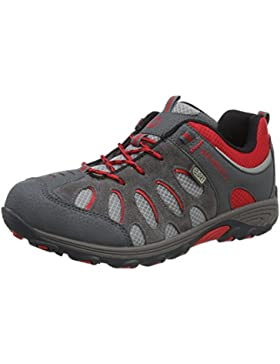Merrell Chameleon Lace Waterproof, Zapatos de Low Rise Senderismo Niños