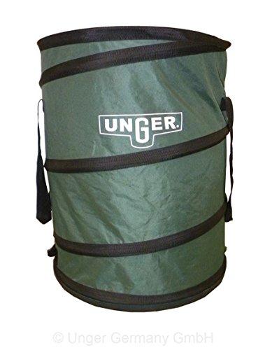 unger-nifty-nabberr-bagger-180-l-grun-abfallbehalter-innen-und-aussen-einsetzbar