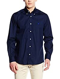 Polo Club Camisa Fitted Escudo