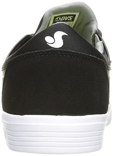 DVS SHOES Herren Stratos Lt Sneaker Black Woven