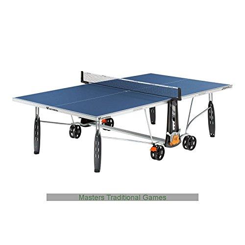 Preisvergleich Produktbild Cornilleau Tischtennisplatte 250 S Crossover Outdoor blau